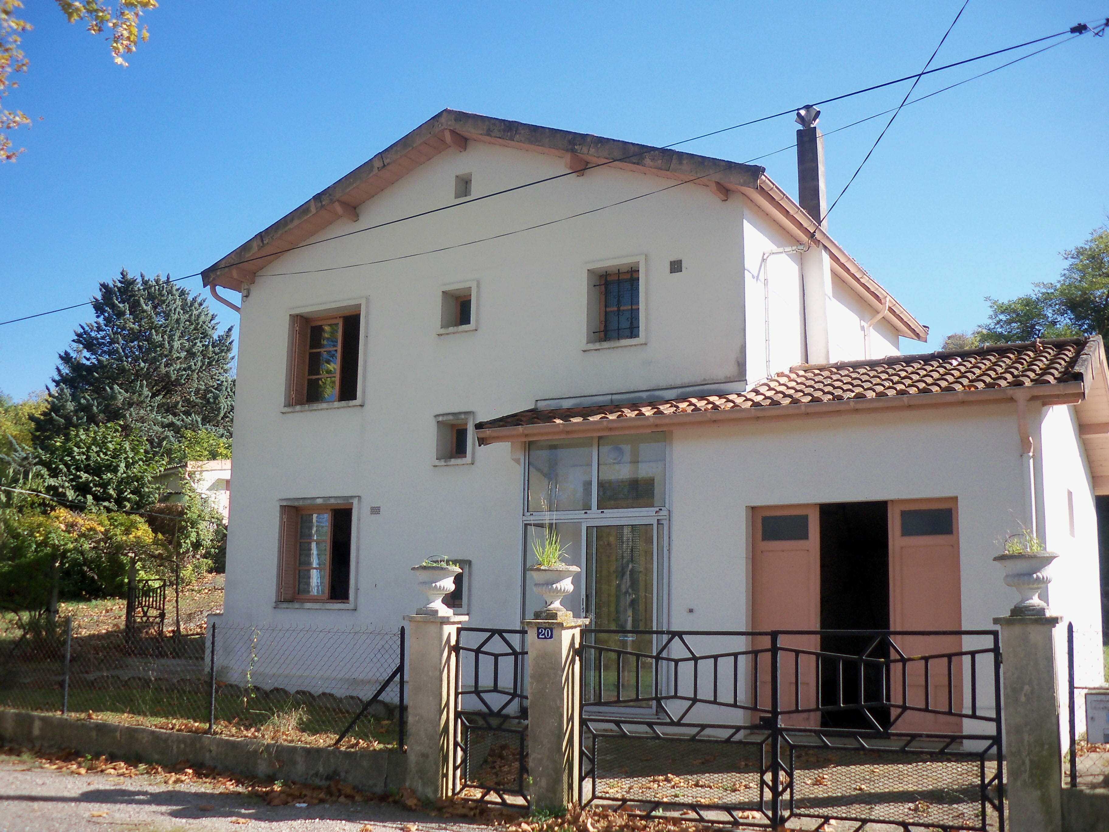 Charming Village House Near Lac De Montbel Cathar
